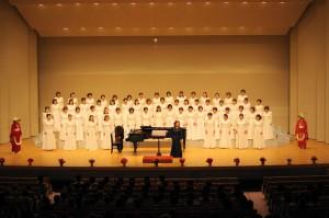 2014年 久喜市合唱祭:ヴォーチェ・ビアンカ